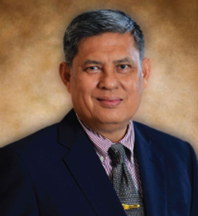 Tan Sri Hj. Alimuddin Hj. Mohd. Dom