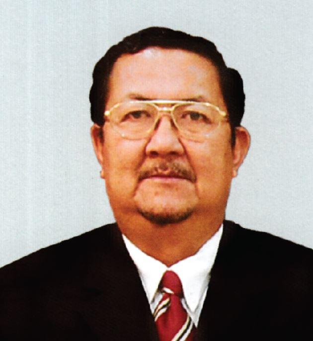 Dato' Mohd Rauhi Mohd Isa