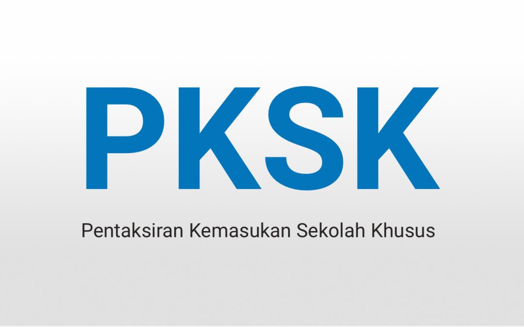 PKSK@MCKK – Pintu Masuk dan Pendaftaran Masuk Calon PKSK 2021