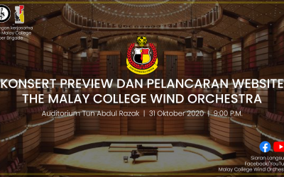 MCWO Preview Concert & Official MCWO Website Launch